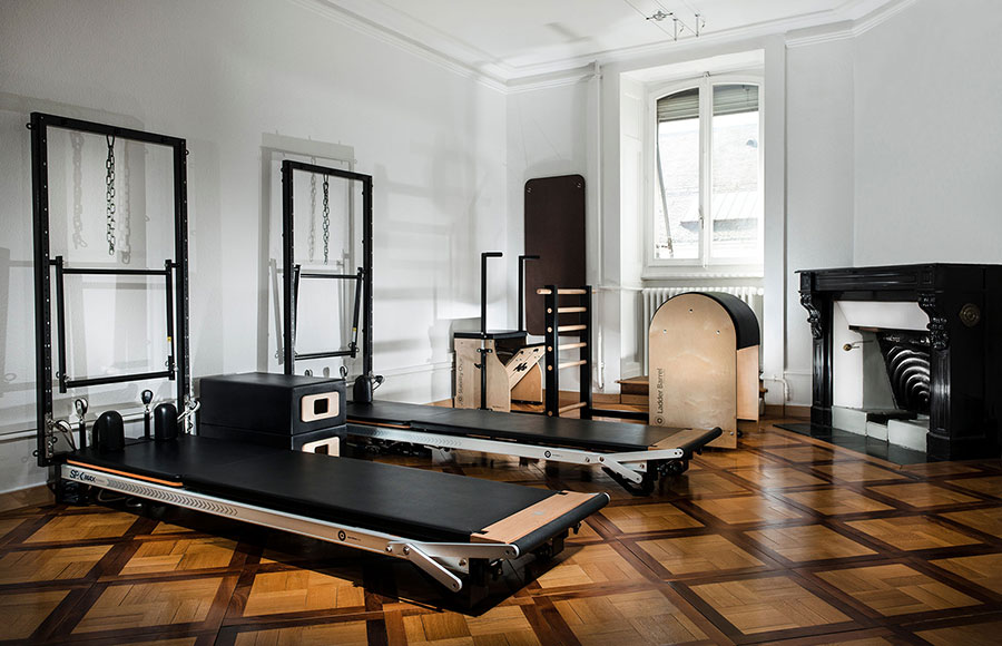 U-Studio Geneva : Pilates Studio